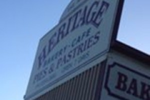 Heritage Bakery - a great place to eat while in Middleton